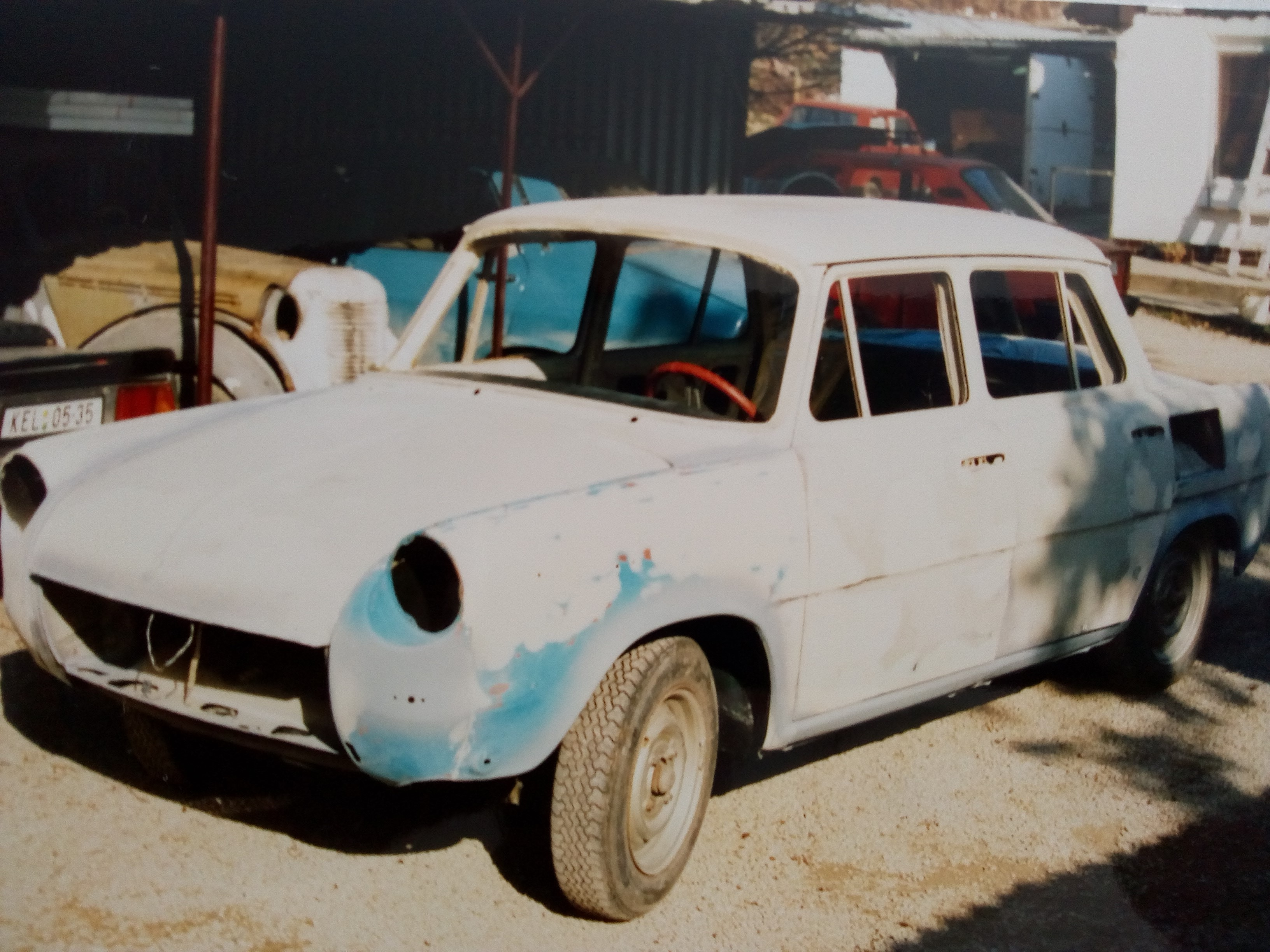 Škoda 1100MB de luxe 1969