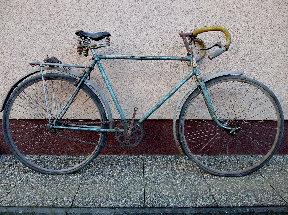 športový bicykel 1941